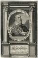 Gustavus Adolphus, King of Sweden, by Sebastian Furck, after  Friedrich van Hulsen - NPG D28560