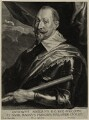 Gustavus Adolphus, King of Sweden, by Paulus Pontius (Paulus Du Pont), after  Sir Anthony van Dyck - NPG D28561
