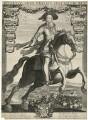 Gustavus Adolphus, King of Sweden, published by Balthasar Moncornet, after  Unknown artist - NPG D28567