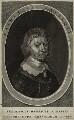 Frederick Henry, Prince of Orange, Count of Nassau, by Jacob van Meurs, after  Gerrit van Honthorst - NPG D28584