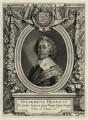 Frederick Henry, Prince of Orange, Count of Nassau, by Pieter de Jode I, after  Anselmus Hebbelynck - NPG D28585