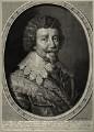 Frederick Henry, Prince of Orange, Count of Nassau, by Crispijn de Passe the Elder - NPG D28586