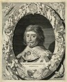 Frederick Henry, Prince of Orange, Count of Nassau, by Jonas Suyderhoef, after  Gerrit van Honthorst, published by  Pieter Claesz Soutman - NPG D28588