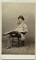 Sir Richard Courtenay Musgrave, 11th Bt, by Thomas Ogle - NPG Ax77198