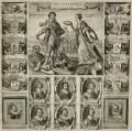 Frederick Henry, Prince of Orange, Count of Nassau, by Simon de Passe - NPG D28589