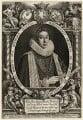 Ferdinand II de Medici, Grand Duke of Tuscany, by Lucas Kilian - NPG D28591