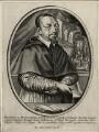 Pierre de Bérulle, published by Balthasar Moncornet - NPG D28595
