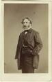 Henry Wadsworth Longfellow, by William Notman - NPG Ax7512