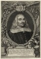Stephen de Gamarra, by Cornelis Meyssens, after  Johannes Meyssens - NPG D28607