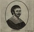 Stephen de Gamarra, by Thomas Cross - NPG D28609