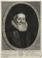 John Polyander, by Jonas Suyderhoef, after  David Baudringrien, published by  Cornelis Danckerts - NPG D28612