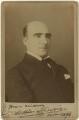 Sir Arthur Wing Pinero, by W. & D. Downey - NPG x31031