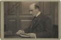 Sir Arthur Wing Pinero, by Frederick Hollyer - NPG x12457