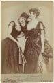 Helen (née Duncombe), Viscountess D'Abernon; Hermione (née Duncombe), Duchess of Leinster, by Lafayette (Lafayette Ltd) - NPG x87002