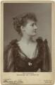 Hermione Wilhelmina Fitzgerald (née Duncombe), Duchess of Leinster, by Alfred Werner & Son - NPG x3818
