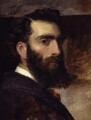 Philip Hermogenes Calderon, by Unknown artist, possibly by  Philip Hermogenes Calderon - NPG 6498