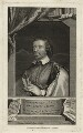 Franciscus Junius the Younger, by George Vertue, after  Sir Anthony van Dyck - NPG D28621