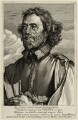 Franciscus Junius the Younger, by Michael Burghers, after  Sir Anthony van Dyck - NPG D28625