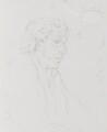 Edward David Brynmor Jones, by John Lessore - NPG 6501(1)