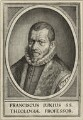 Franciscus Junius the Elder, after Unknown artist - NPG D28626