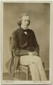 Sir Frederick Peel Bt, by W. & D. Downey - NPG Ax8682
