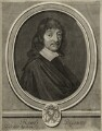 René Descartes, by Jacques Lubin, after  Frans Hals - NPG D28637