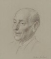 Clement Attlee, by Robin Craig Guthrie - NPG 6502