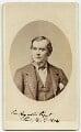 Sir Augustus Berkeley Paget, by Lorenzo Suscipj (Suscipi) - NPG x12639