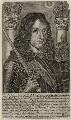 King Charles II, by Cornelis van Dalen - NPG D28649