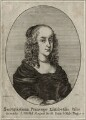 Princess Elizabeth, by Wenceslaus Hollar - NPG D28651