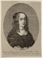 Princess Elizabeth, by Wenceslaus Hollar - NPG D28652
