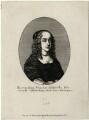 Princess Elizabeth, possibly by Edmund Dorrell, after  Wenceslaus Hollar, published by  William Richardson - NPG D28655