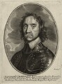 Oliver Cromwell, by Pierre Aubrey - NPG D28662