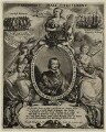 Oliver Cromwell, after Unknown artist, published by  Clemendt de Jonghe - NPG D28678