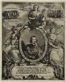 Oliver Cromwell, after Unknown artist, published by  Clemendt de Jonghe - NPG D28678