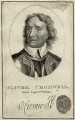 Oliver Cromwell, by Burnet Reading - NPG D28698