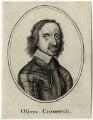 Oliver Cromwell, after Robert Walker - NPG D28732