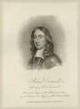 Richard Cromwell, by William Bond - NPG D28742