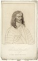 Richard Cromwell, by William Nelson Gardiner, after  Silvester Harding, after  Samuel Cooper - NPG D28745