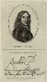 Richard Cromwell, after Robert Walker, published by  John Thane - NPG D28750
