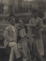 Sir Henry Morton Stanley; Dorothy (née Tennant), Lady Stanley and 'Sali', by Eveleen Myers (née Tennant) - NPG Ax68770