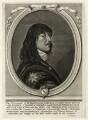 James Stanley, 7th Earl of Derby, by David Loggan, after  Sir Anthony van Dyck - NPG D28766