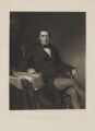 Robert Stephenson, by John Richardson Jackson, published by  Henry Graves & Co, after  John Lucas - NPG D9168