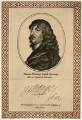 James Stanley, 7th Earl of Derby, after Sir Anthony van Dyck, published by  John Thane - NPG D28770
