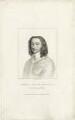Charles Fleetwood, by R. Cooper, after  Robert Walker - NPG D28783