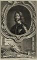 Henry Ireton, by Jacobus Houbraken, after  Samuel Cooper, published by  John & Paul Knapton - NPG D28785