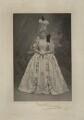 Ellen Constance ('Nellie') Needham (née Baldock), Countess of Kilmorey as Countess du Barri, by John Thomson - NPG x131289
