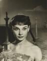 Audrey Hepburn, by Angus McBean - NPG P1295