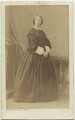 Lady Cecil Elizabeth Kerr, by Disdéri - NPG Ax46829