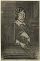 Christopher Love, by Thomas Cross, after  Cornelis Johnson Jr (Jonson van Ceulen) - NPG D28842